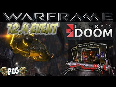 Warframe 12.4 ♠ Tethras Doom and New Prime Rhino and Weps Locations