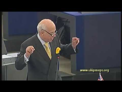 Central bankers and lackey bureaucrats should be tried for financial crimes - Godfrey Bloom MEP