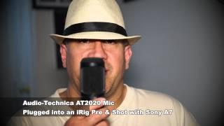 AT2020 Vs MXL 990 Vs Blue Snowball (Microphone Comparison ...