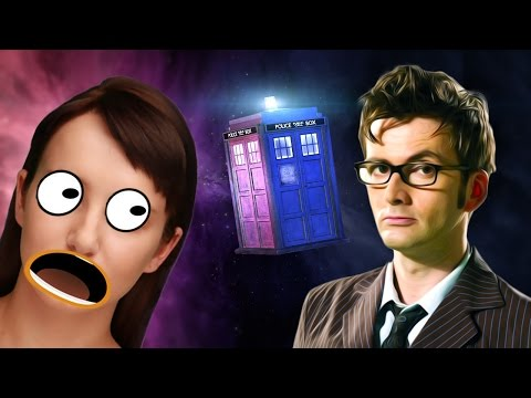 I'm Doctor Who!! | Cleverbot Evie video