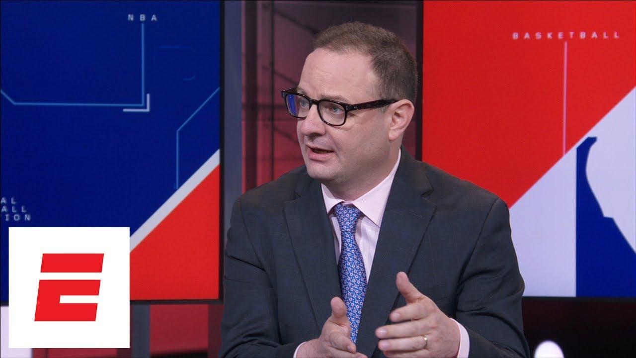 Adrian Wojnarowski explains the details of how the Thunder signed Paul George | SportsCenter | ESPN