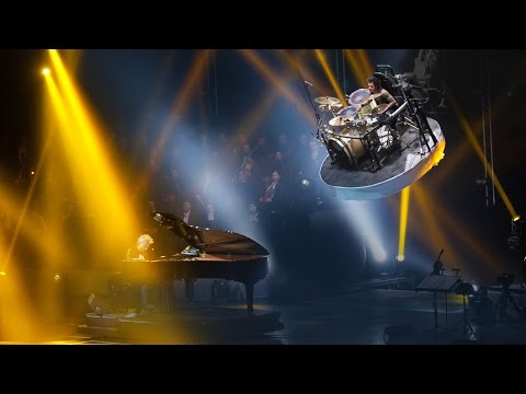 HAVASI - The Duel | Drum & Piano (Symphonic Arena Show)