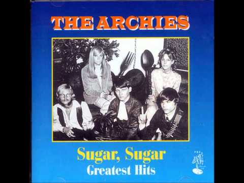 The Archies - Sugar, Sugar Lyrics video