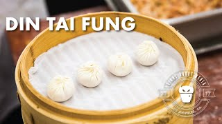 Din Tai Fung- Small Steamed Treasures