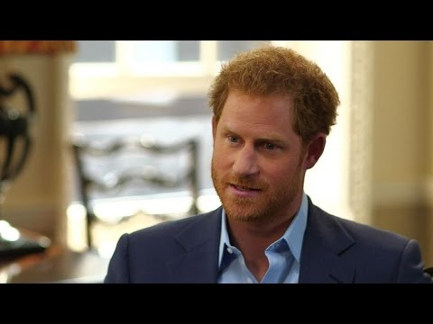 Prince Harry Opens Up in Candid New Interview