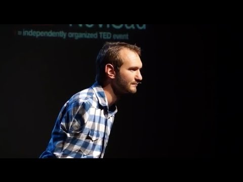 Overcoming hopelessness: Nick Vujicic at TEDxNoviSad