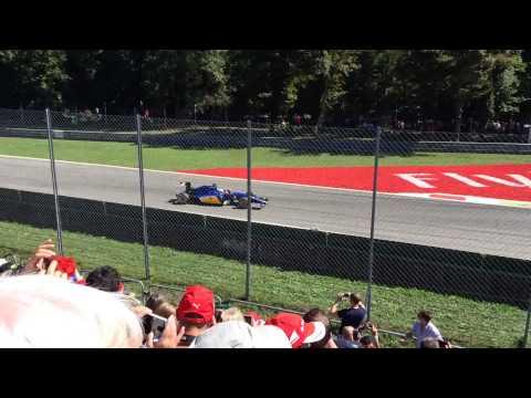 Tribune 12 monza opwarmronde F1 2015