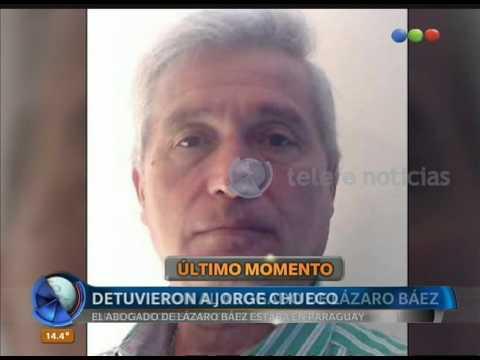 Chueco, detenido en Paraguay - Telefe Noticias