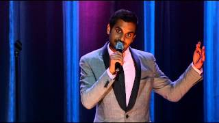 Aziz Ansari - Crush on a Waitress