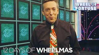 12 Days of Wheelmas | Wheel of Fortune