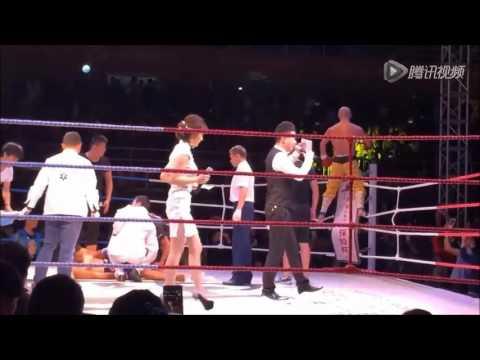 Latest Yi Long Fight: Yi Long vs Jarson(Brazil)
