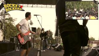 Rocket Rockers - Hitam Putih Dunia Live at SMAN 2 Wonosobo