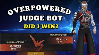 Intense fight with overpowered Bot | DID I WIN? | Shadow Fight 3