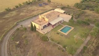 Finca auf Mallorca Haus & Pool Kaufen - Son Fred bei Campos - ES Trenc