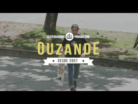 Jose Luis Ouzande - Skateboarding Panama