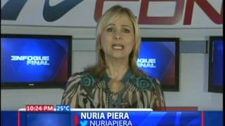 Comentario Nuria Piera: Responde al senador  de San Juan Félix Bautista