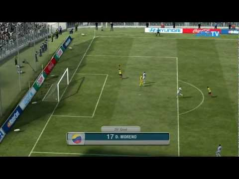 FIFA 12 - RTWC Japan 2012 - New Zealand vs. Colombia