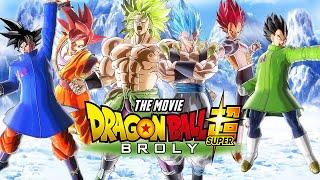 Blizzard English Dub Full Version By Daichi Miura Dragon Ball Super Broly Main Theme Song Amv