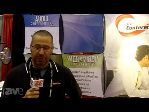 InfoComm 2013: The Conference Group Offers Web Conferencing
