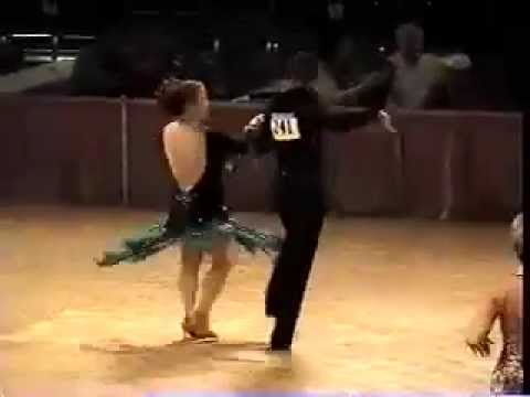 United States Dance Championships - Sept. 2006 Clip 1: Cha Cha, Mambo, Swing, Bolero