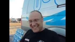 Dakar 2015: Fabio Mauri eroe del gruppone degli italiani....
