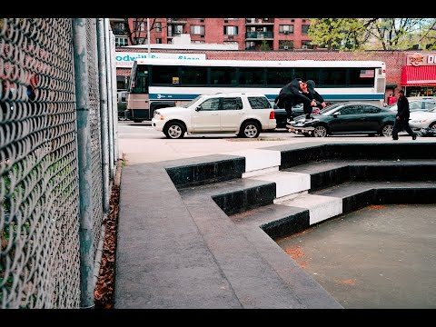 Primitive Skate | Vision Test (East Coast Version)