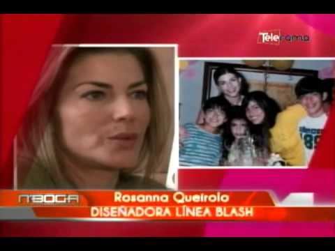 Rosanna Queirolo Diseñadora emprendedora y deportista