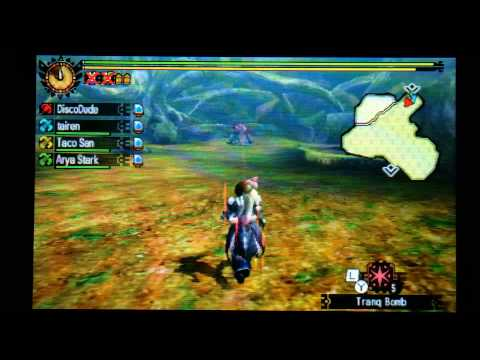 MH4U Hame LBG & 3 HBG. Light Bow Gun Tutorial