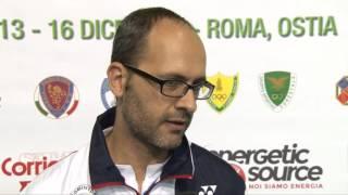 Yonex Italian International 2016, il bilancio di Arturo Ruiz