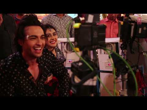 Making Of Dholida Video | LOVEYATRI | Aayush Sharma | Warina Hussain