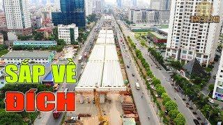 Diện mạo mới trên đường Phạm Văn Đồng khi đường Vành Đai 3 tăng tốc về đích