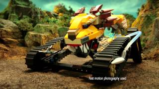 LEGO Chima commercial - Commandship, 2013 HD
