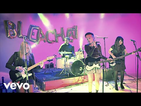 Bleached - Poison Ivy (Official Video)