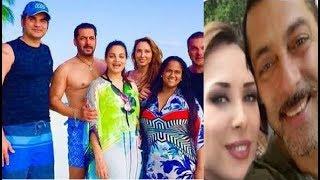 প্রেমিকার সাথে সালমান খানের অন্তরঙ্গ ভিডিও ভাইরাল ! Latest hit showbiz news !
