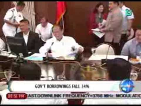 NewsLife: Government borrowings fall 34% || July 31, 2014