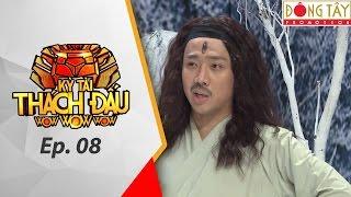 KỲ TÀI THÁCH ĐẤU   TẬP 8 FULL HD: WILL, KHẢ NHƯ, DIỄM MY 9X (06/11/16)