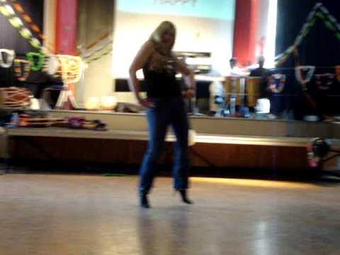 Performance To zara Zara Touch Me And khwab Dekhe (sexy Lady) At Seneca College video