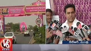 Minister KTR Counter Attack To Ponnam Prabhakar Over TRS Plenary Meet
