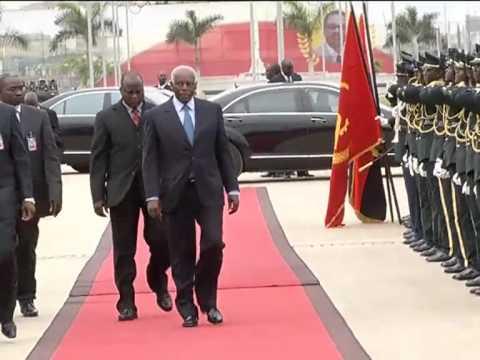 Presidente da República é empossado esta quarta-feira | Primeiro Jornal | TV Zimbo |
