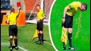 TOP 35 FUNNY RED CARDS IN ALL FOOTBALL