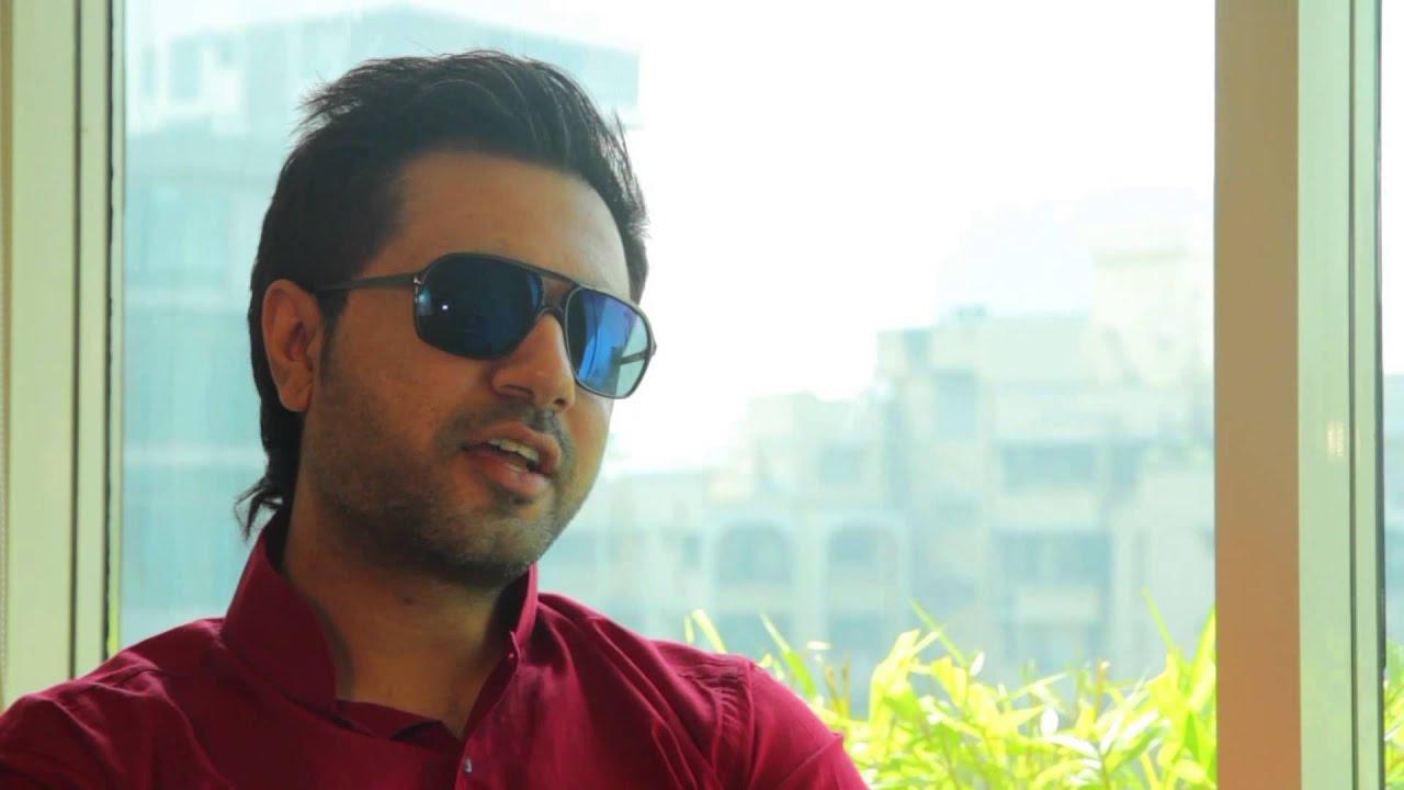 Mustafa Zahid talks about Big Bollwood Break & Vishesh Films - YouTube