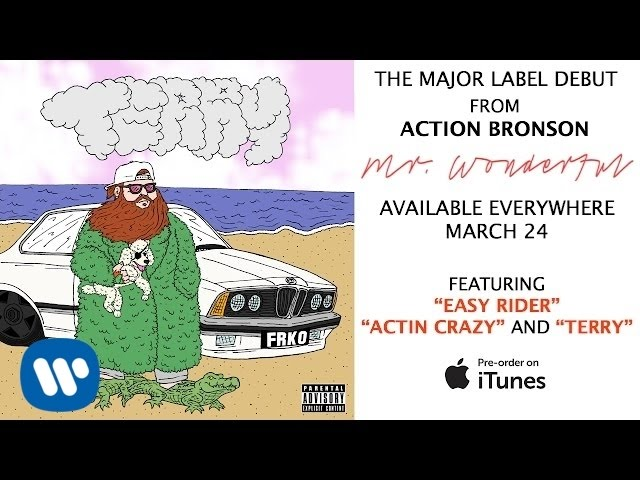Action Bronson - Terry (Official Audio)