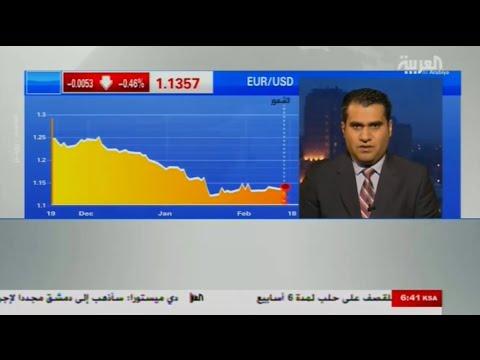 رئيس قسم الدراسات الاقتصادية في أمانة كابيتال رائد الخضرعلى قناة العربية وتطورات الأزمة اليونانية