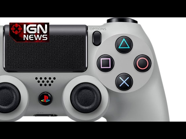 Sony Loses List of Anniversary PlayStation 4 Winners - IGN News