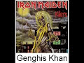Iron Maiden Genghis Khan