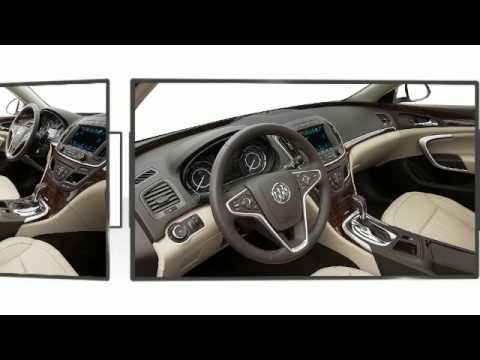 2017 Buick Regal Video