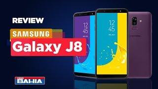 Como é o GALAXY J8 da Samsung? Confira no REVIEW | Casas Bahia