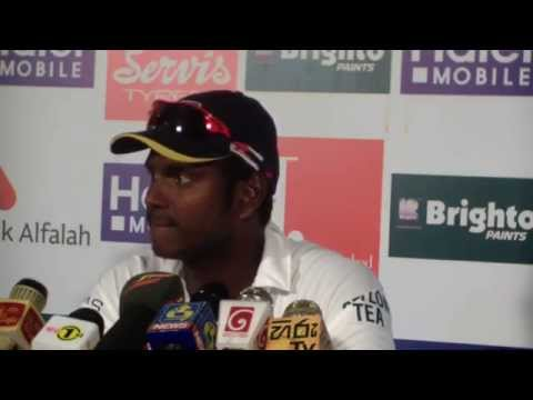 Post Match Press Conference – Day Five, 3rd Test at Pallekele - Pakistan in Sri Lanka 2015
