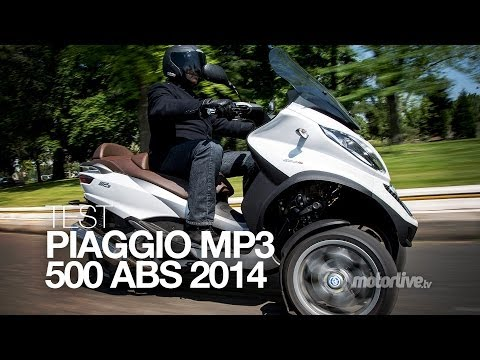 TEST | PIAGGIO MP3 500 LT ABS/ASR 2014, L'évolution attendue !