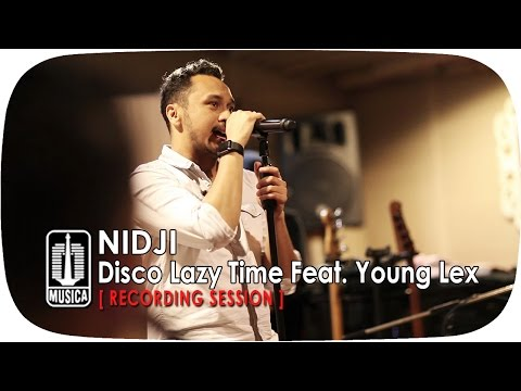 download lagu NIDJI - Disco Lazy Time Feat. Young Lex Live New Version  Recording Session gratis